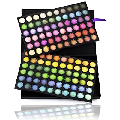 Shany Cosmetics Review on Every Color You Can Imagine In This Makeup Kit