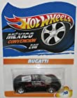 Hot Wheels 2011 Mexico Convention Bugatti VEYRON Very Rare Limited Edition 1:64 Scale Collectible Die Cast Car - #3 of Only 10 Made Worldwide!!!