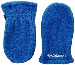 Columbia Baby Boys\' Fast Trek Mitten, Hyper Blue, One Size