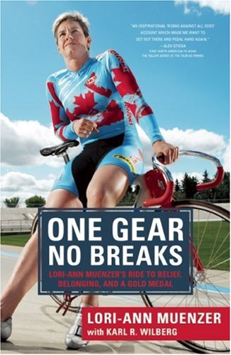 One Gear, No Breaks: Lori-Ann Muenzer's Ride to Belief, Belonging, and a Gold Medal