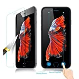 [Smart Return & Confirm Key] IPhone 6S Screen Protector, Kollea Premium Ballistic Nano Tempered Glass Screen Protector...
