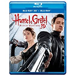 Hansel & Gretel: Witch Hunters [Blu-ray]
