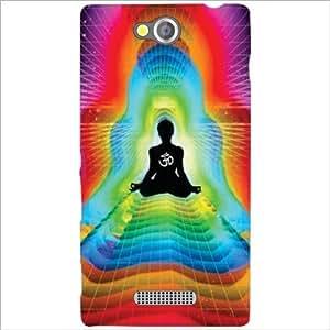 Sony Xperia C Back Cover - Artful Designer Cases