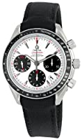 Omega Men's 323.32.40.40.04.001 Speedmaster Tachymeter Watch by Omega