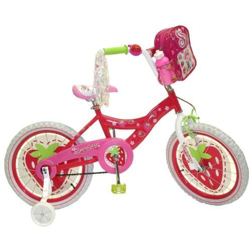 Amazon.com : Strawberry Shortcake 18-Inch Bike : Cycling