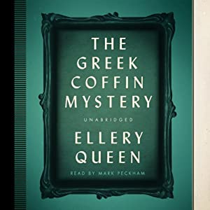 The Greek Coffin Mystery Audiobook