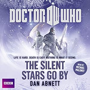 Doctor Who: The Silent Stars Go By Audiobook