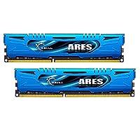 G.SKILL Ares Series 16GB 2 X 8GB 240-Pin DDR3 SDRAM DDR3 2400 PC3 19200 Desktop Memory Model F3-2400C11D-16GAB