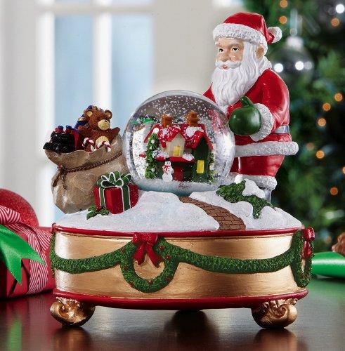 491 x 500 jpeg 62kB, Collections Etc - Santa Claus Musical Village ...