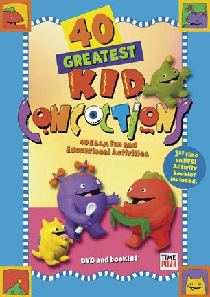 Kid Concoctions 40 Greatest Kid Concoctions DVD
