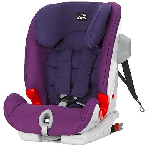 Britax-Romer 2000022220 Advansafix II Sict Seggiolino Auto, Viola (Mineral Purple)