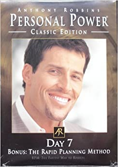 tony robbins goal setting workshop pdf