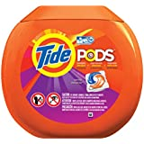 Tide  90 Pods Count Spring Meadow Scent Detergent, 80 Oz