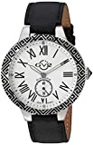 GV2-by-Gevril-Womens-9124-Astor-Enamel-Analog-Display-Quartz-Black-Watch