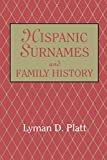 Hispanic Surnames and Family History