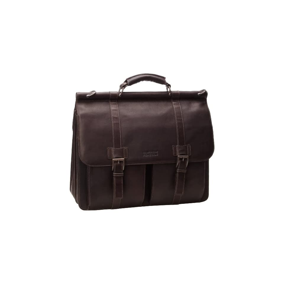 Kenneth Cole Reaction Luggage Mind Your Own Business, Brown, One Size