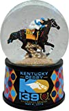 Kentucky Derby 139th Snow Globe Limited Number