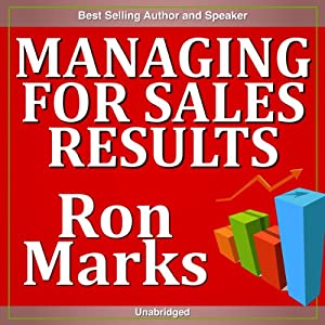 Managing for Sales Results Speech