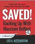Saved! Backing Up With Macrium Reflec...