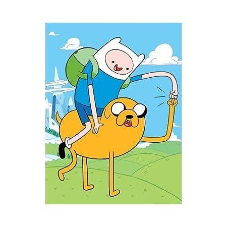 Adventure Time Bedroom Set, Blankets, & Pillows, Seekyt
