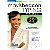 Mavis Beacon Typing - 25th Anniversary Edition Platinum MAC [Download]