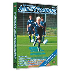 Soccer Coach Agility Training: Combine Complete