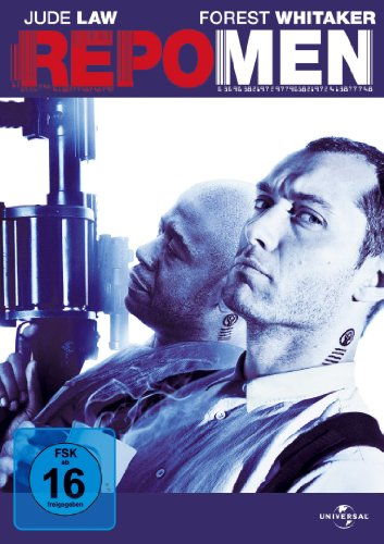 Repo Men (Unrated Version)