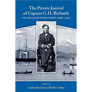 The Private Journal of Captain G  H  Richards: The Vancouver Island