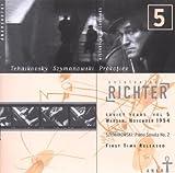 echange, troc  - Richter en concert