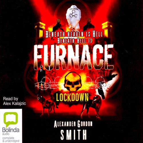 Lockdown Escape From Furnace Book 1 Audiobook