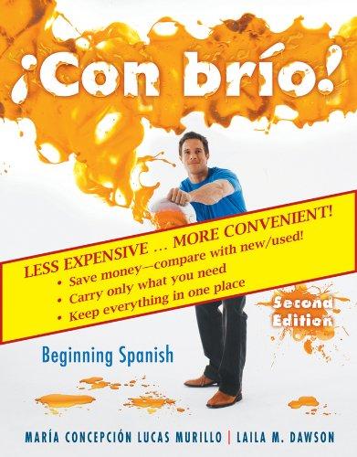 Con brio! 2nd Edition Student Text w/ Audio CDs Binder...