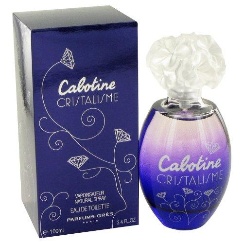9183bd673887a1 Read Review   Cabotine Cristalisme by Parfums Gres Eau De Toilette Spray 3  4 oz 100 ml for Women La Temperance 14 by Dolce Gabbana Vial Sample 05 oz  for ...