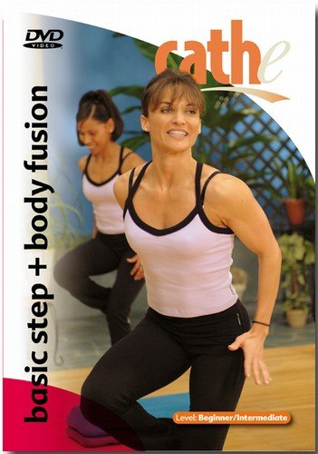 Cathe Friedrich's Basic Step + Body Fusion DVD