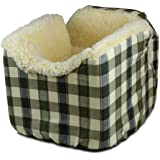 Snoozer Lookout I Pet Car Seat, Medium, Colonial Plaid
