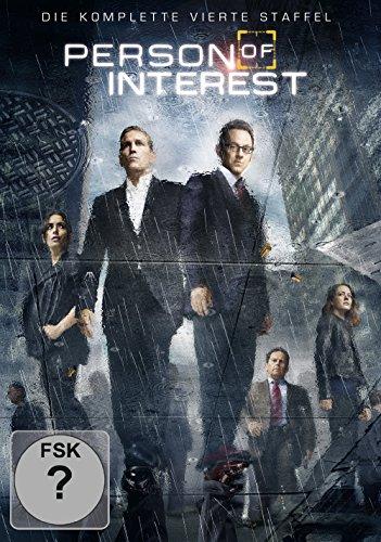 Person of Interest - Die komplette vierte Staffel [6 DVDs]