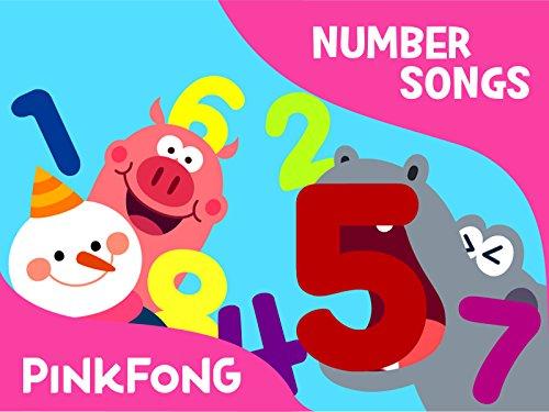 Pinkfong! Number Songs - Season 2