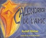 echange, troc Rudolf Steiner - Le calendrier de l'âme