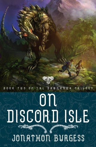On Discord Isle (The Dawnhawk Trilogy Book 2)
