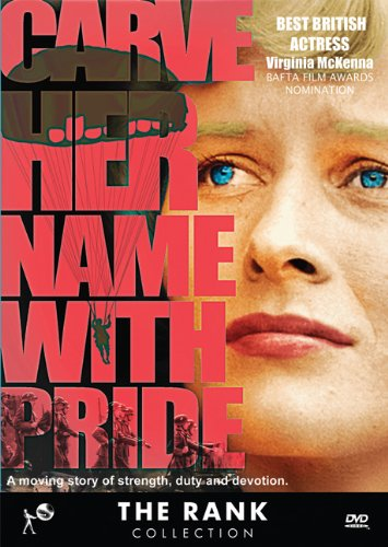 Cover art for  Carve Her Name With Pride