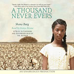 A Thousand Never Evers | [Shana Burg]