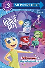 Welcome to Headquarters (Disney/Pixar Inside Out) (Step into Reading)
