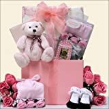 Great Arrivals Baby Gift Basket, Its a Girl