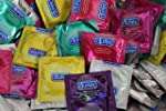 60 Assorted Durex Latex-Safe Condoms...