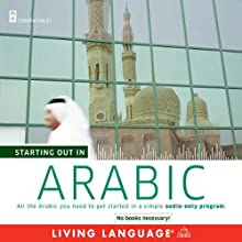 Starting Out in Arabic (       UNABRIDGED) by Living Language