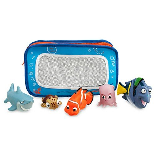 Disney Finding Nemo Bath Toys for Baby