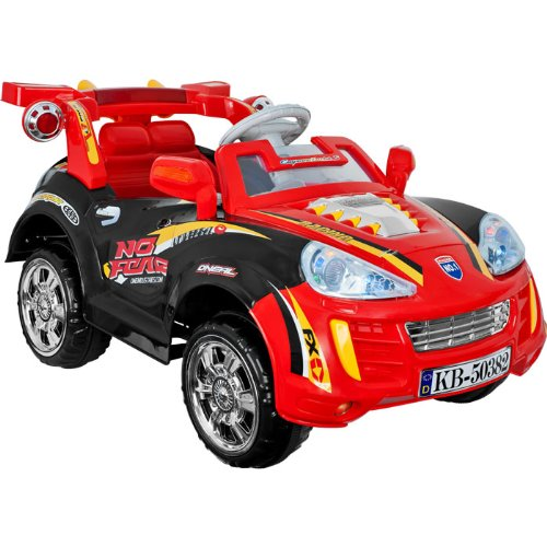Best Quality Lil' Rider Edge Battery Powered Sports Car w/ Remote