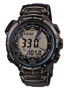 CASIO Watch PROTREKMANASULULether band Digital Multiband6 Solar tech PRX-2000LC-1JF (Japan Import)