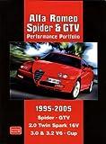 Alfa Romeo Spider & GTV Performance Portfolio 1995-2005