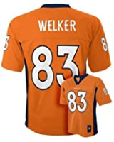 Wes Welker Denver Broncos Orange NFL Youth 2014-15 Season Mid Tier Jersey