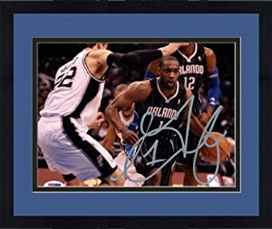 Framed Autographed Gilbert Arenas Orlando Magic Photo - 8x10 - PSA DNA Certified -... by Sports Memorabilia